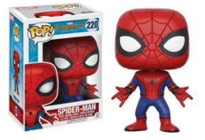 Funko Pop Vinyl Spider Man - Spider Man Homecoming