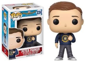 Funko Pop Vinyl Peter Parker  - Spider Man Homecoming