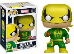 Funko Pop Vinyl Iron Fist - Defensores