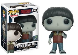 Funko Pop Vinyl Upside Down Will - Stranger Things