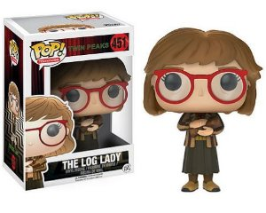 Funko Pop Vinyl The Log Lady - Twin Peaks