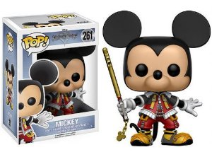 Funko Pop Vinyl Mickey - Kingdom Hearts