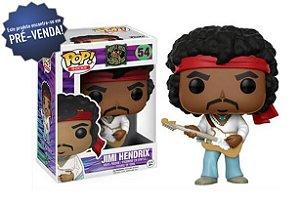 Funko Pop Vinyl Jimi Hendrix