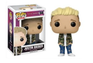 Funko Pop Vinyl Justin Bieber