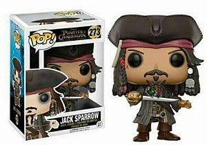 Funko Pop Vinyl Jack Sparrow - Piratas do Caribe