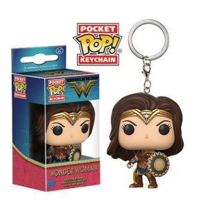 Pocket Pop! Keychain: DC Comics - Wonder Woman