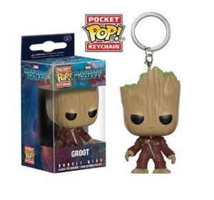 Pocket Pop! Keychain: Guardians of the Galaxy 2 - Jumpsuit Groot