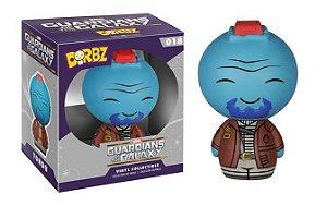 Marvel Guardians of The Galaxy Yondur Vinyl Sugar Dorbz Action Figure