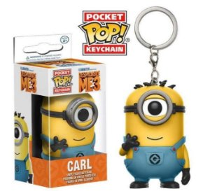 Pocket Pop! Keychain : Carl - Despicable Me 3