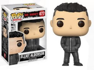 Funko Pop Vinyl Elliot Alderson - Mr. Robot