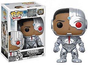 Funko Pop Vinyl Cyborg - Liga da Justiça