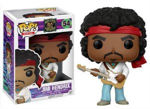 Funko Pop Vinyl Jimi Hendrix - Pop Rocks