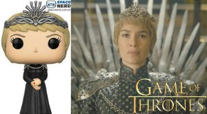 Funko Pop Vinyl Cersei Lannister - Game of Thrones