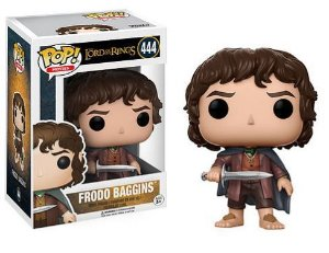 Funko Pop Vinyl Frodo Baggins - Senhor dos Anéis