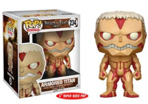 Funko Pop Vinyl Armored Titan - Attack On Titan