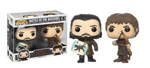 Funko Pop Vinyl Battle of The Bastards - Game of Thrones
