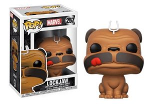 Funko Pop Vinyl Lockjaw - Inumanos