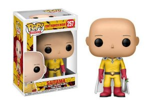 Funko Pop Vinyl Saitama - One Punch Man