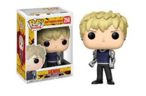 Funko Pop Vinyl Genos - One Punch Man