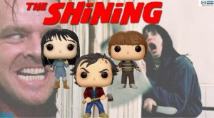 Funko Pop Vinyl The Shining