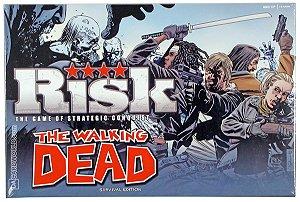 Jogo de Tabuleiro The Walking Dead - RISK