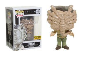 Funko Pop Oram - Alien [Exclusivo Hot Topic]