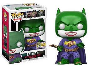 Funko Pop Vinyl Batman - Esquadrão Suicida - Edição SDCC Comic Con 2017