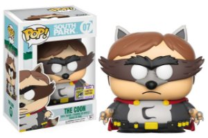 Funko Pop The Coon - South Park - Edição SDCC Comic Con 2017