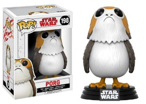 Funko Pop Vinil Star Wars - Porg