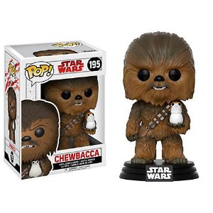 Funko Pop Vinil Star Wars - Chewbacca