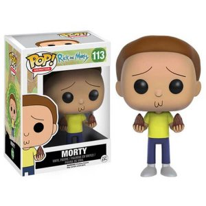 Funko Pop Vinyl Rick and Morty - Morty
