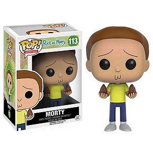 Funko Pop Vinyl Rick and Morty - Morty