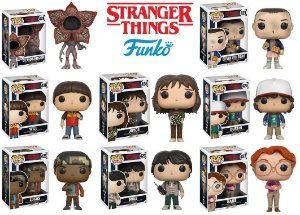 Funko Pop Vinyl Stranger Things