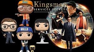 Funko Pop Vinyl Kingsman Services Secrets