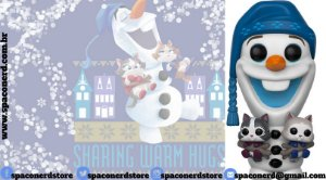 Funko Pop Vinyl Disney Frozen - Olaf With Kittens