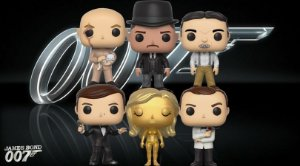 Funko Pop Vinyl 007 James Bond