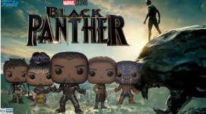 Funko Pop Vinyl Black Panther