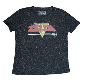 T-Shirt Feminina The Legend of Zelda