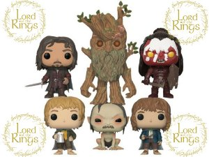 Funko Pop Vinyl Lord of the Rings