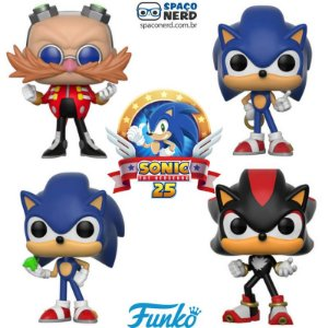 Funko Pop Vinyl Sonic the Hedgehog