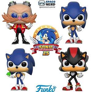 Funko Pop Vinyl Sonic the Hedgehog