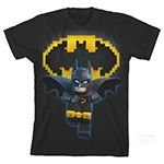 T-Shirt LEGO Batman Youth  - Tamanho Médio