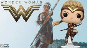 Funko Pop Vinyl Wonder Woman - Antiope