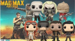 Funko Pop Vinyl Mad Max Fury Road