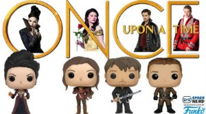 Funko Pop Vinyl Once Upon a Time