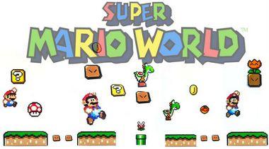 Imãs para Geladeira Jogo Super Mario World do Super Nintendo