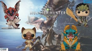 Funko Pop Vinyl Monster Hunter