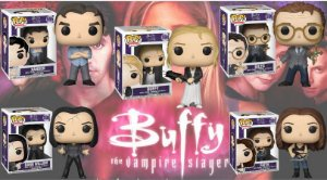 Funko Pop Vinyl Buffy