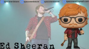 Funko Pop Vinyl Rocks - Ed Sheeran