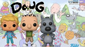 Funko Pop Vinyl Disney Doug